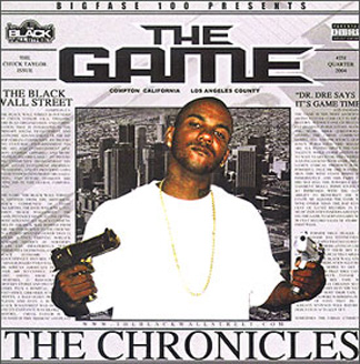 Black Wall Street The Game the chronicles   black wall street & the game mixtape