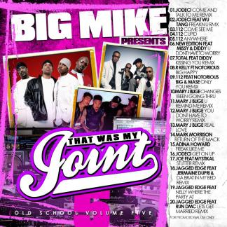 Mixunit - The best company of hip hop music: That Was My Joint #5