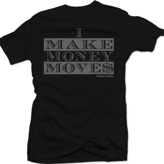 Paper Root The Get Rich Tee