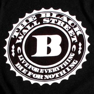 Black Wall Street | The Game   Menu0027s T Shirt