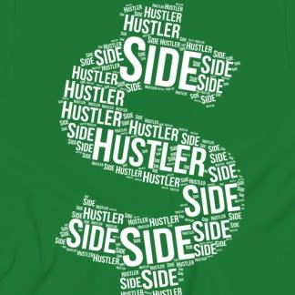 Astonishing Side Hustler Mens T Shirt Interior Design Ideas Oxytryabchikinfo