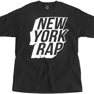 NEW YORK RAP | Menu0026#39;s T-Shirt