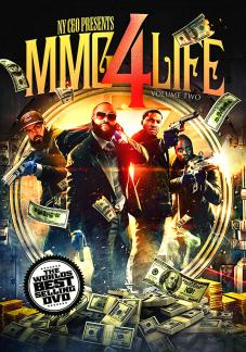 Mmg 4 Life Vol 2 Maybach Music Group Ny Ceo Dvd