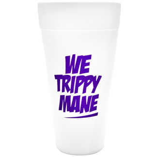 mixunit com accessories styrofoam cups