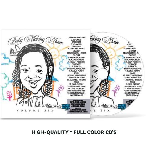 Baby Making Music #6 | Various Artists - The Mix Block Mixtape