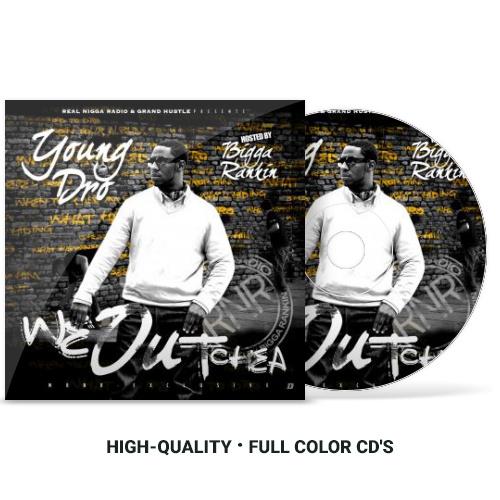 We Outchea | Young Dro & Bigga Rankin Mixtape