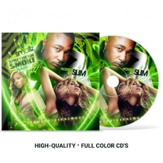 Southern Smoke R&B Radio #9 | DJ Smallz (Hosted by Slim Of