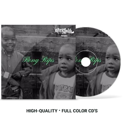 Bong Rips | Wiz Khalifa Mixtape