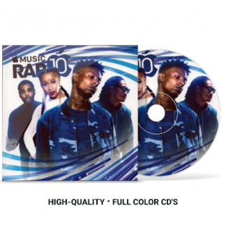 Apple Music Top 20 Vol 10 Rap Edition Various Artists