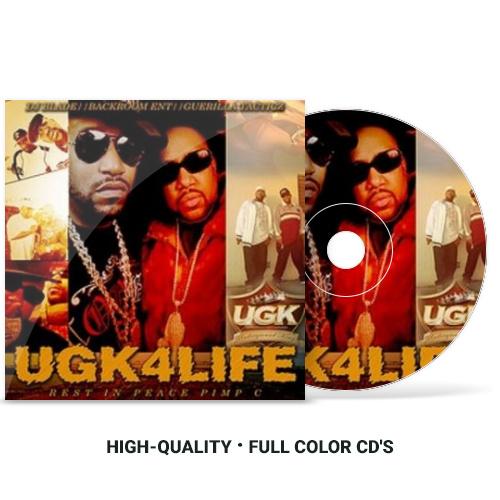 UGK 4 Life | UGK - DJ Blade Mixtape