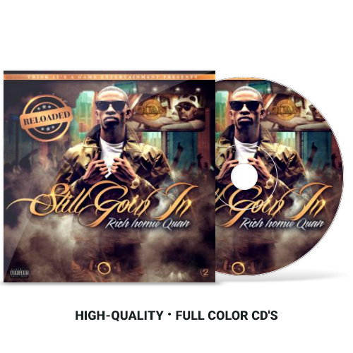 🔥 Rich Homie Quan - Still Goin In: Reloaded Lyrics and