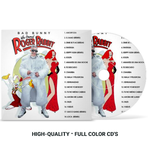 Who Framed Roger Rabbit | Bad Bunny - DJ Big Mike Mixtape