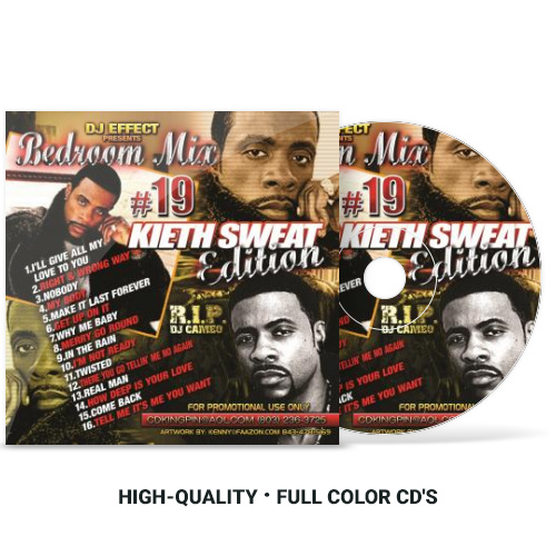 Bedroom Mix 19 Keith Sweat Edition Dj Effect Mixtape